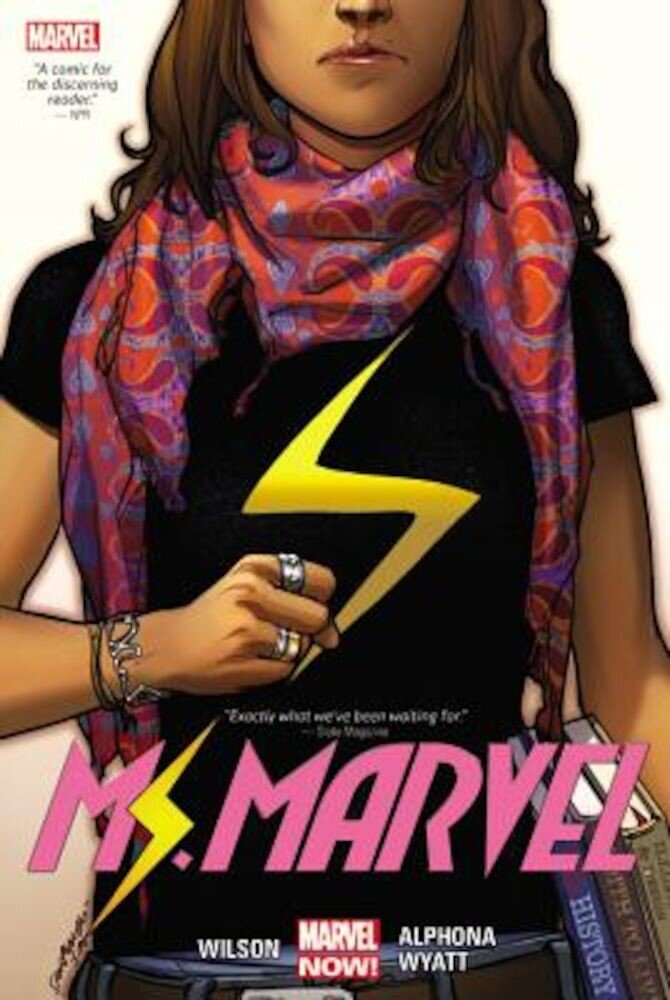 Ms. Marvel Vol. 1, Hardcover
