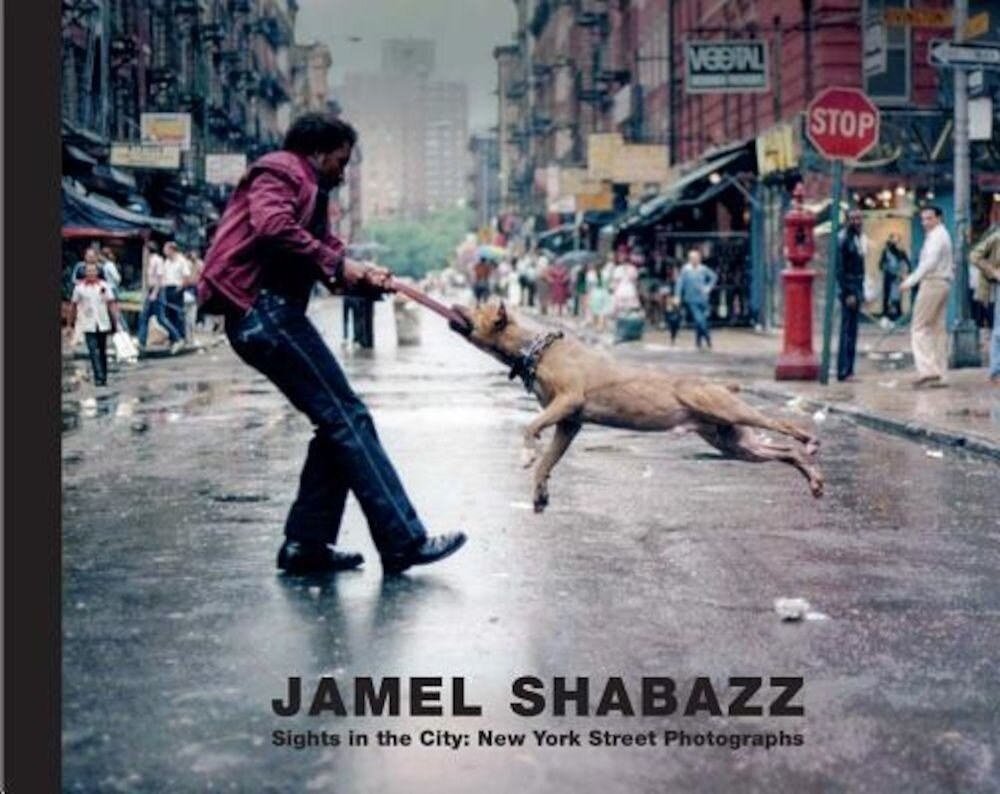 Jamel Shabazz: Sights in the City, New York Street Photographs, Hardcover