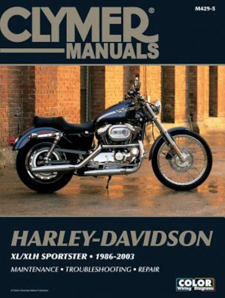 Harley-Davidson XL/XLH Sportster 1986-2003, Paperback