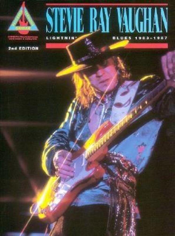 Stevie Ray Vaughan - Lightnin' Blues 1983-1987, Paperback