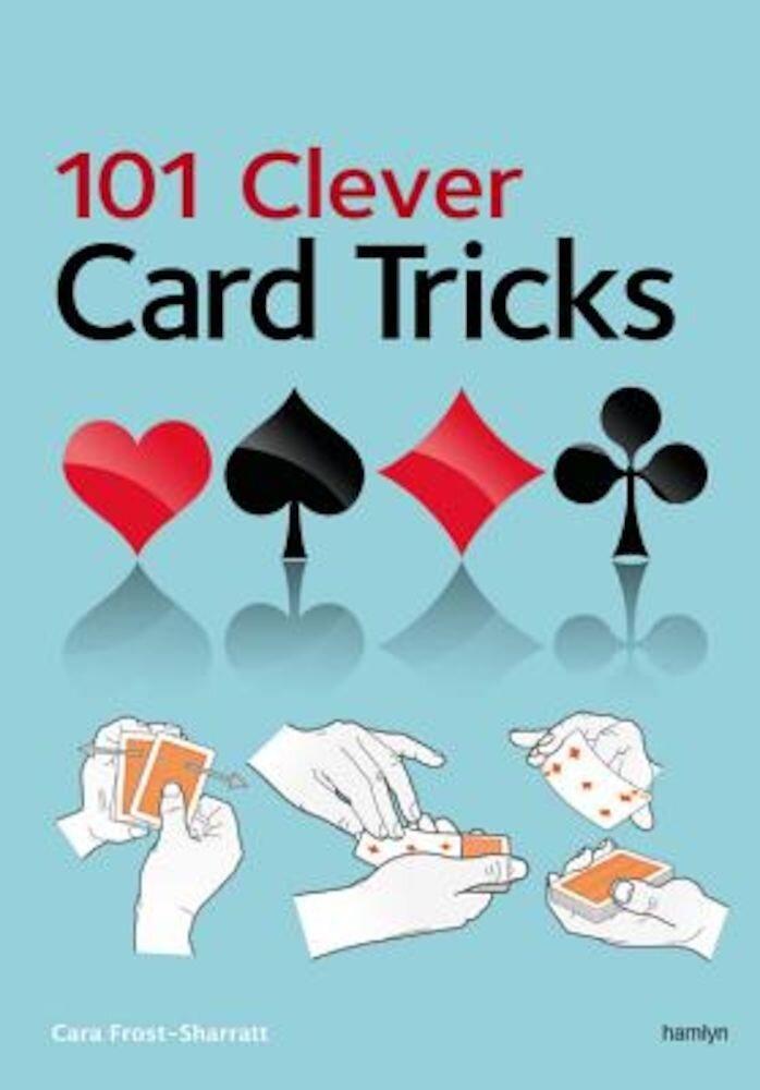 101 Clever Card Tricks, Paperback