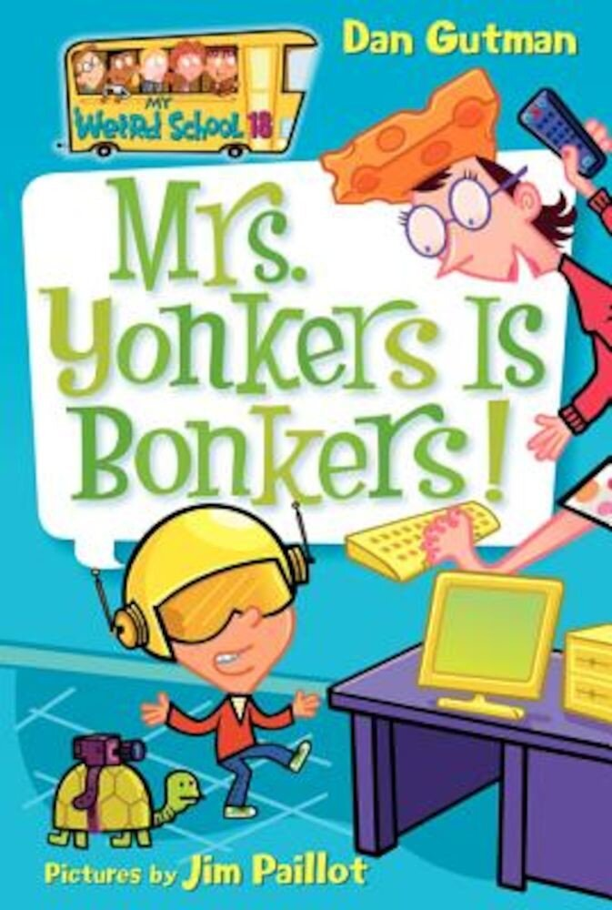 Mrs. Yonkers Is Bonkers!, Paperback