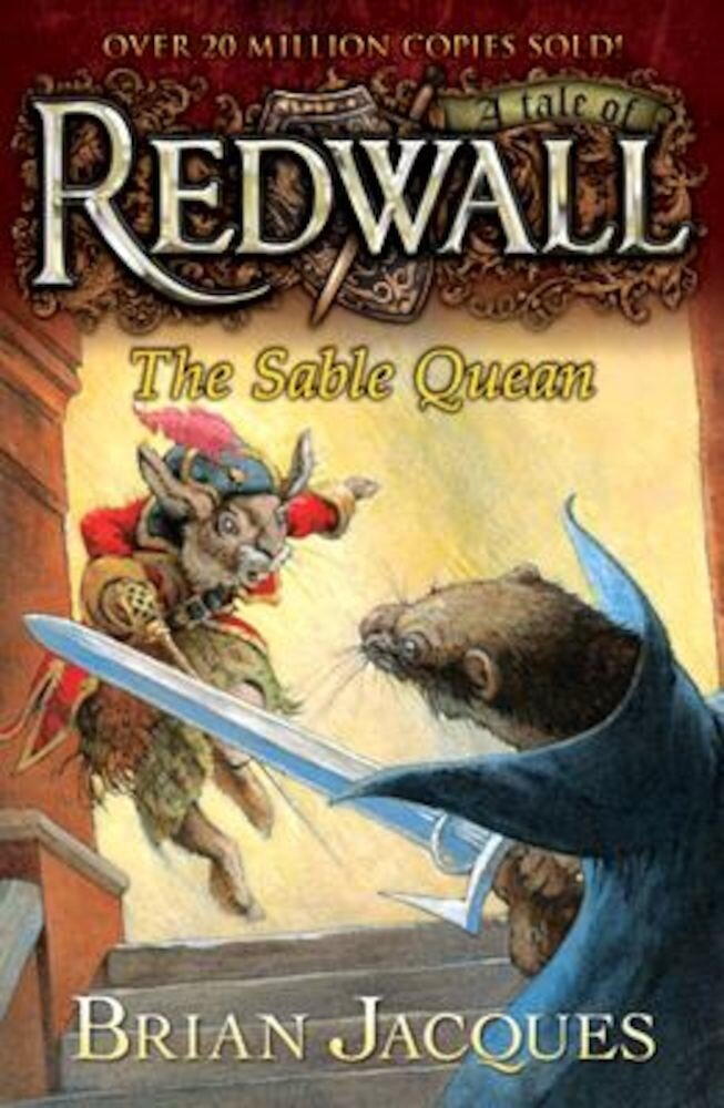 The Sable Quean, Paperback
