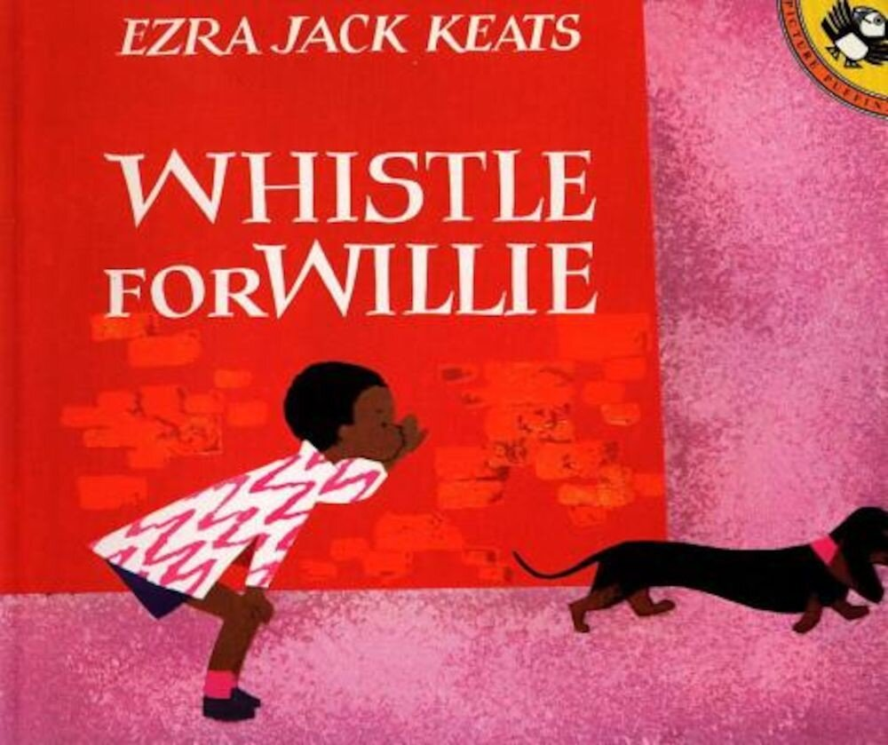 Whistle for Willie, Paperback