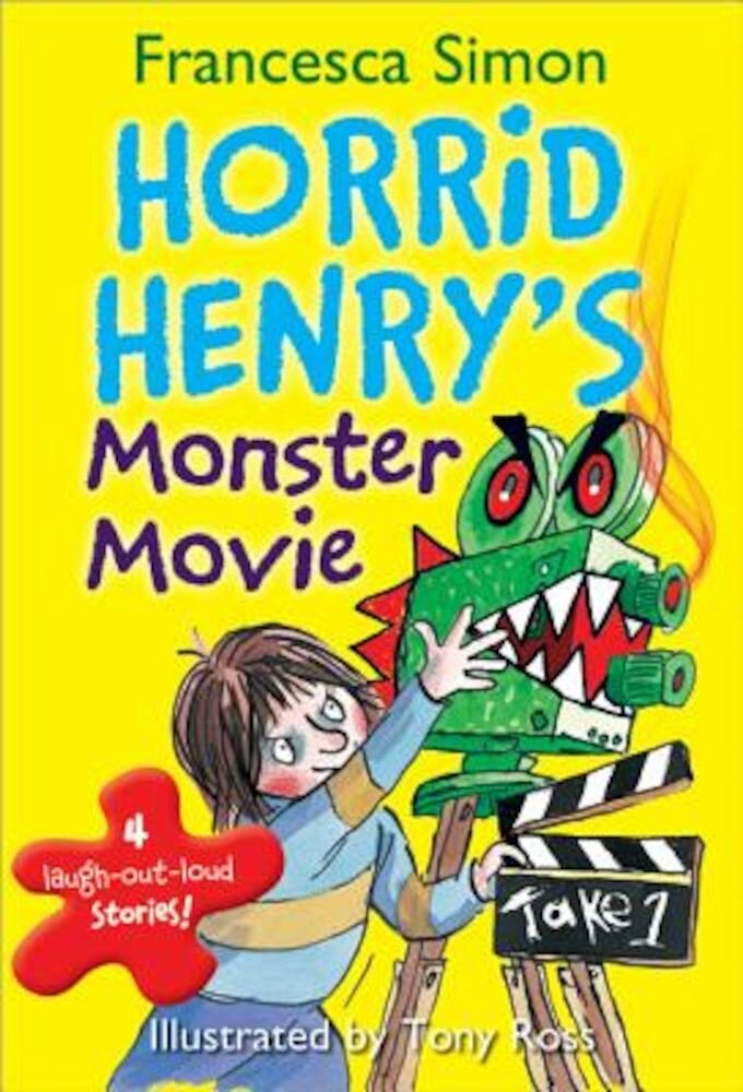 Horrid Henry's Monster Movie, Paperback