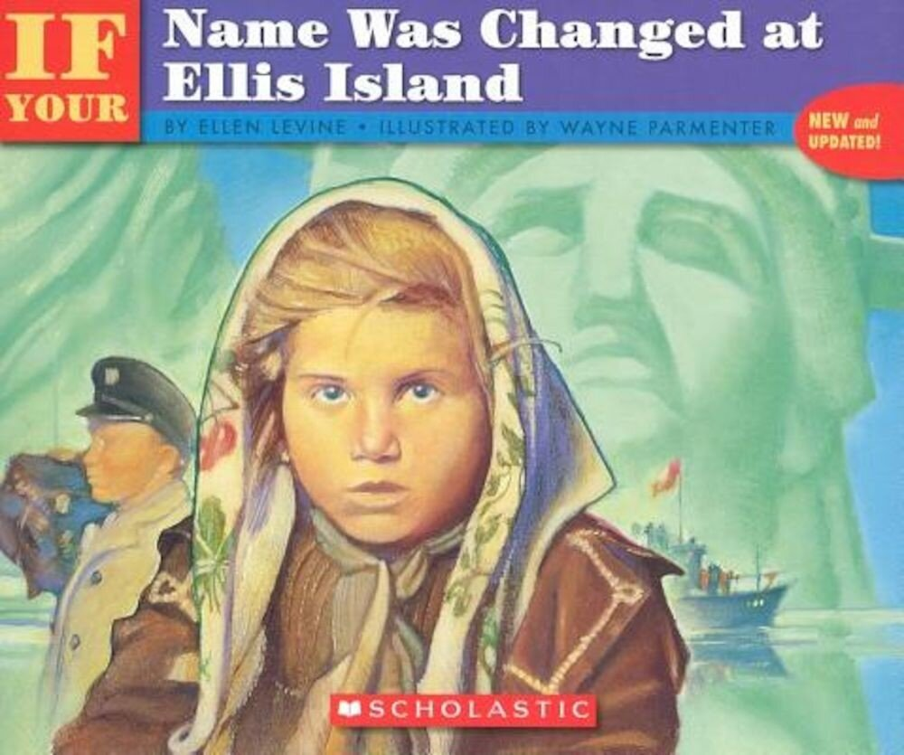 If Your Name Was Changed at Ellis Island, Paperback