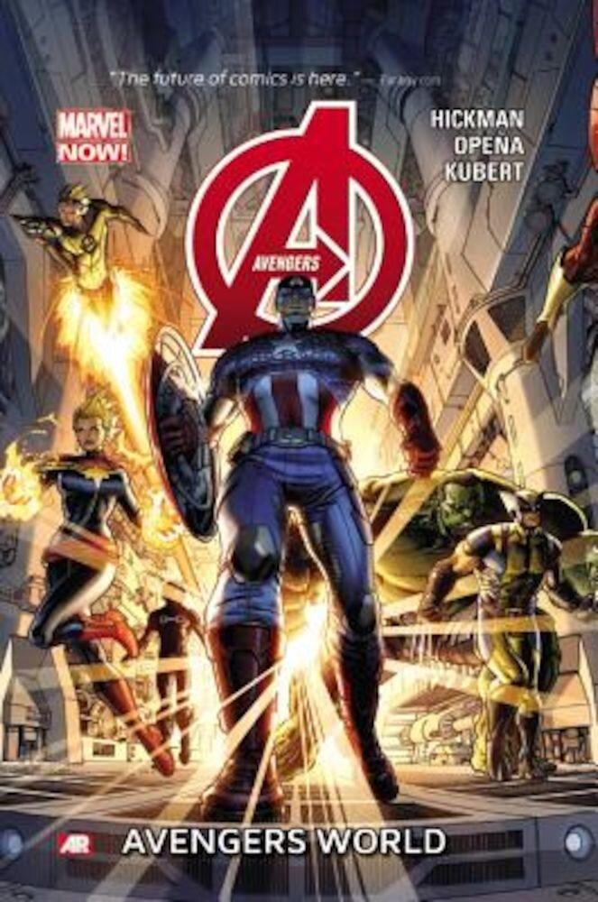Avengers World, Paperback