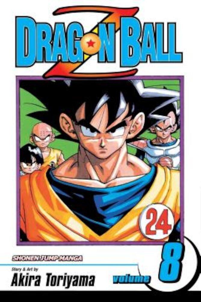 Dragon Ball Z, Vol. 8, Paperback