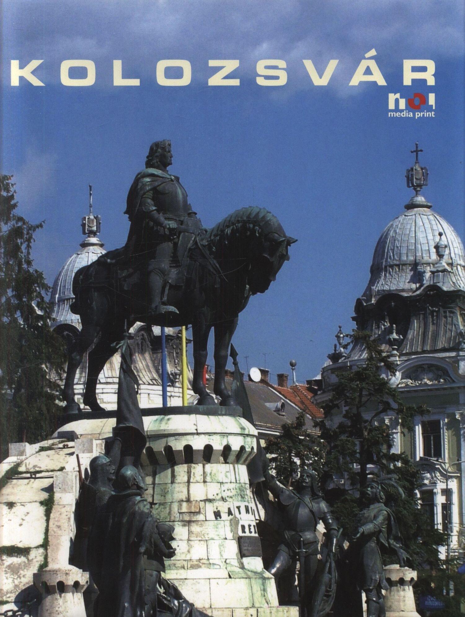 Cluj-Napoca cu DVD inclus (versiunea limba maghiara)