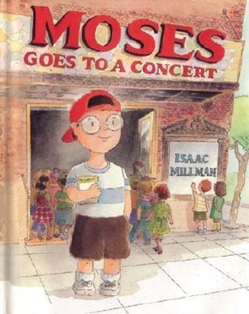 Moses Goes to a Concert, Paperback
