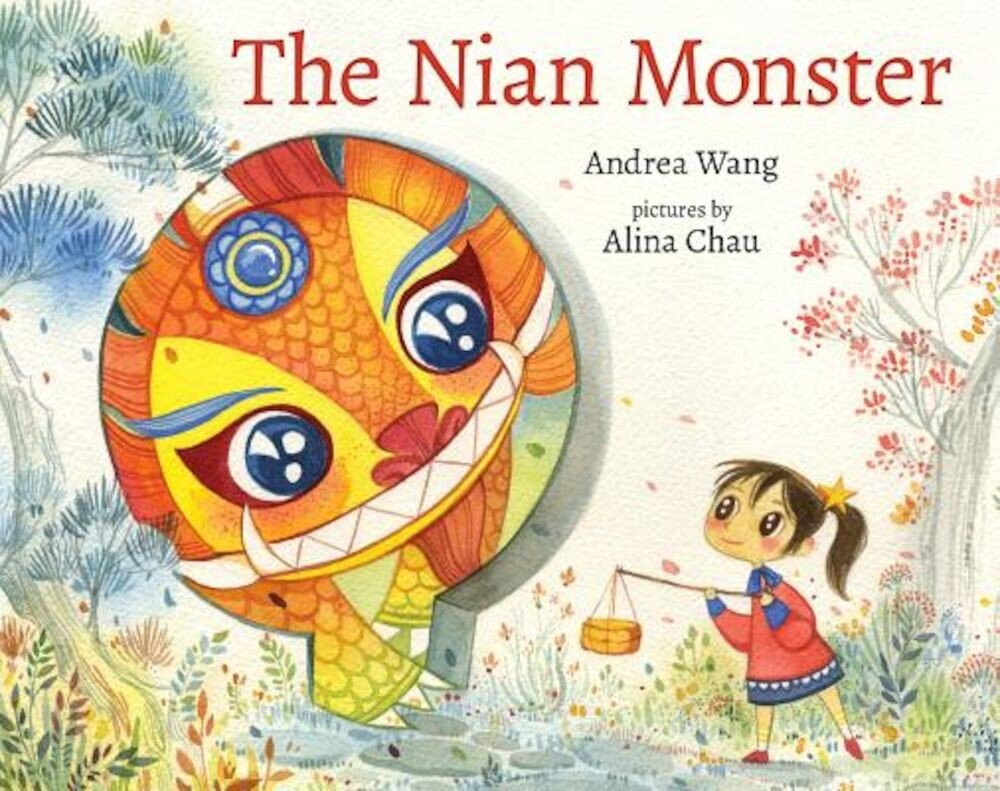 The Nian Monster, Hardcover