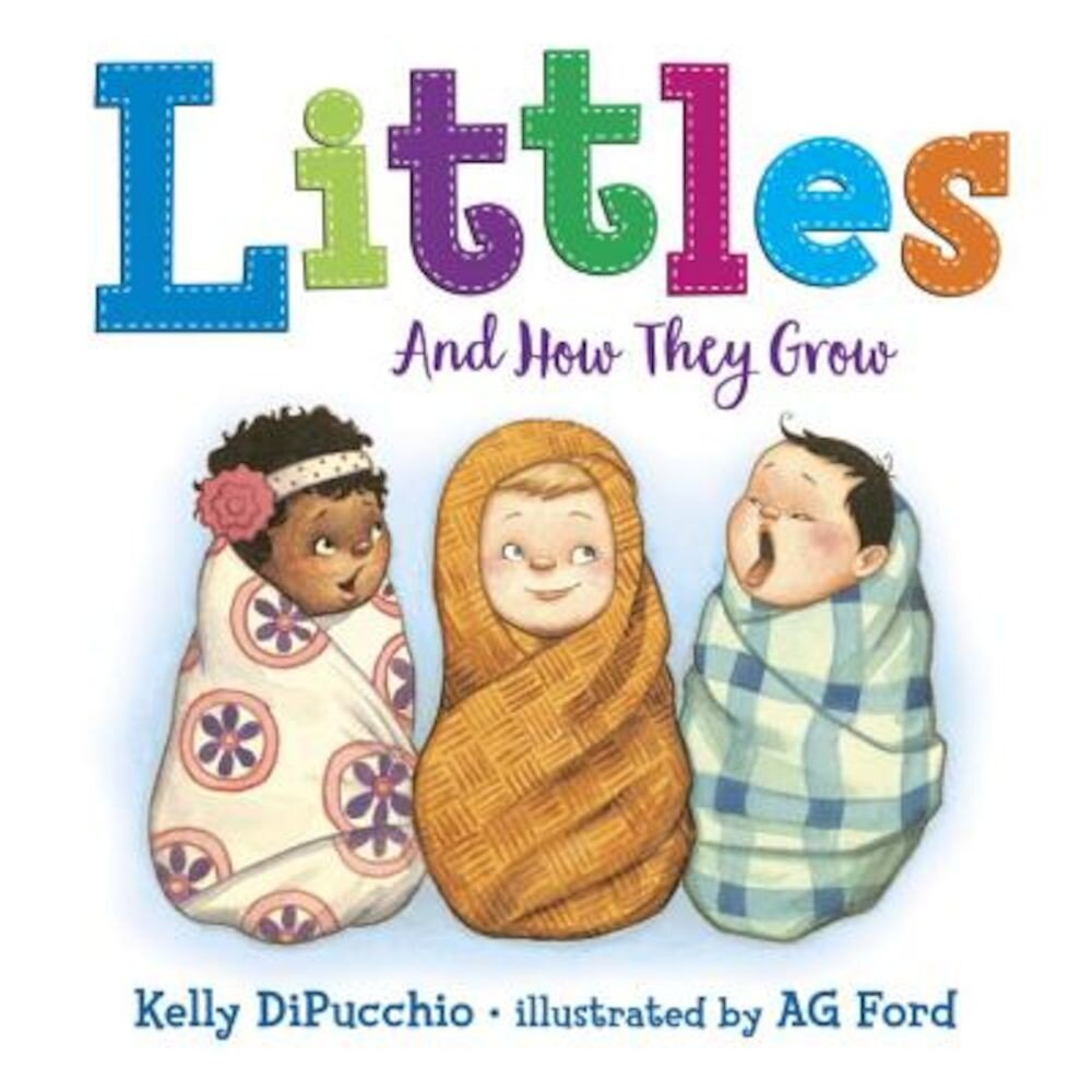 Littles: And How They Grow, Hardcover