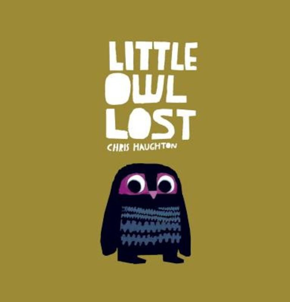 Little Owl Lost, Hardcover