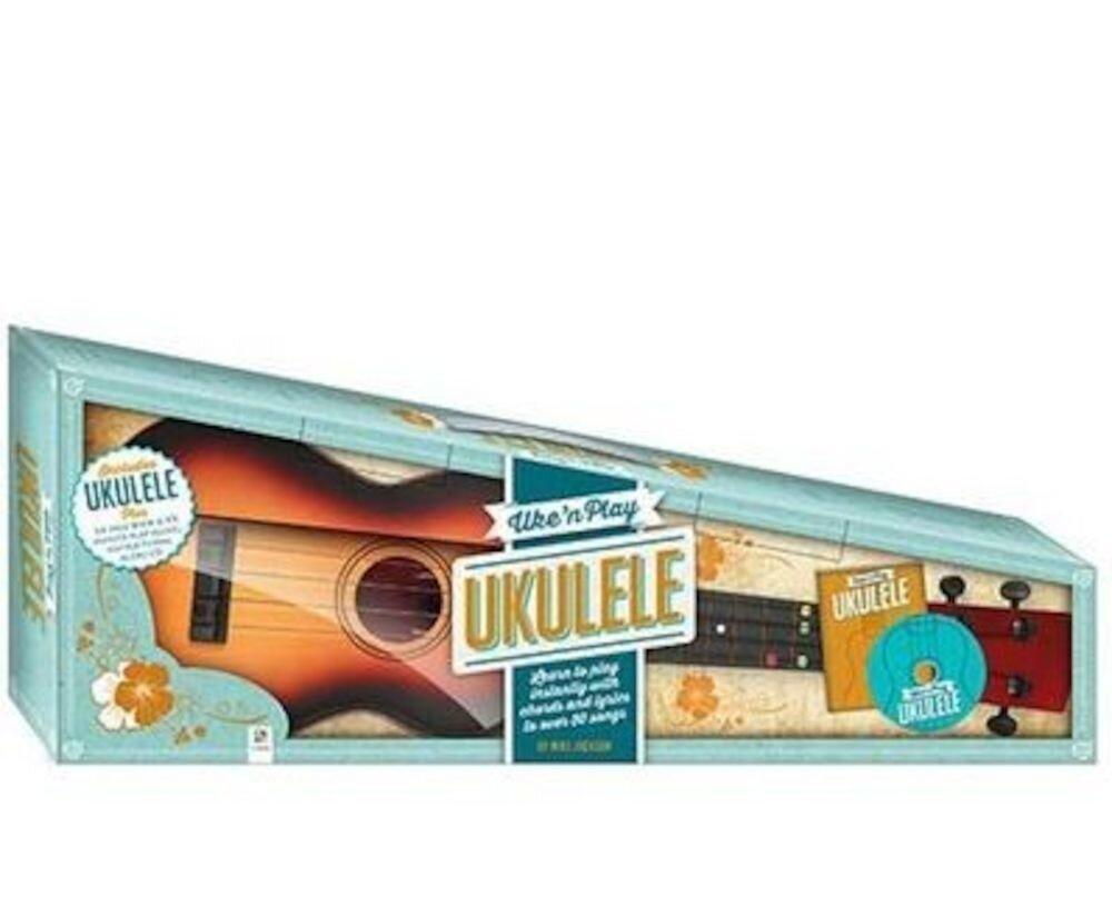 Coperta Carte Uke N Play Ukulele Kit