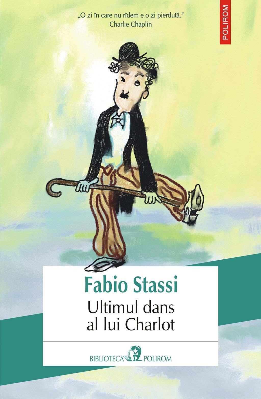 Ultimul dans al lui Charlot (eBook)