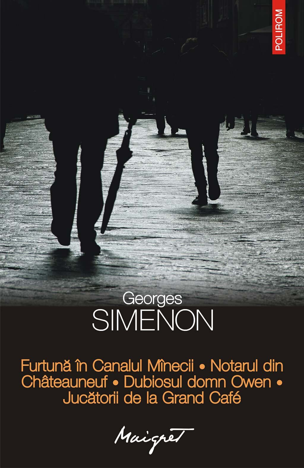 Furtuna in Canalul Minecii. Notarul din Chateauneuf. Dubiosul domn Owen. Jucatorii de la Grand Cafe PDF (Download eBook)
