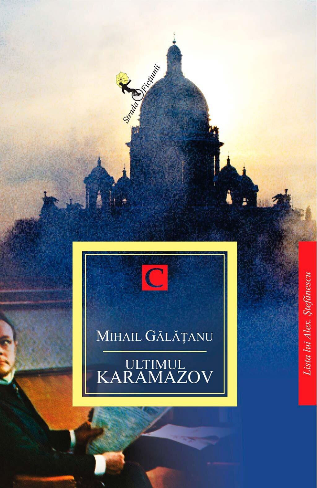 Coperta Carte Ultimul Karamazov