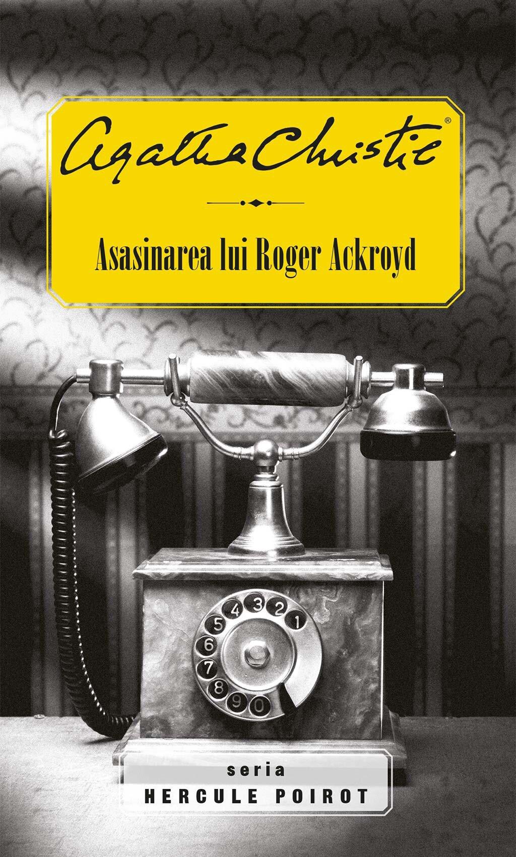 Asasinarea lui Roger Ackroyd (eBook)