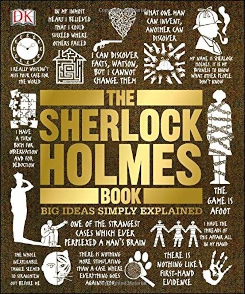 The Sherlock Holmes Book - English version