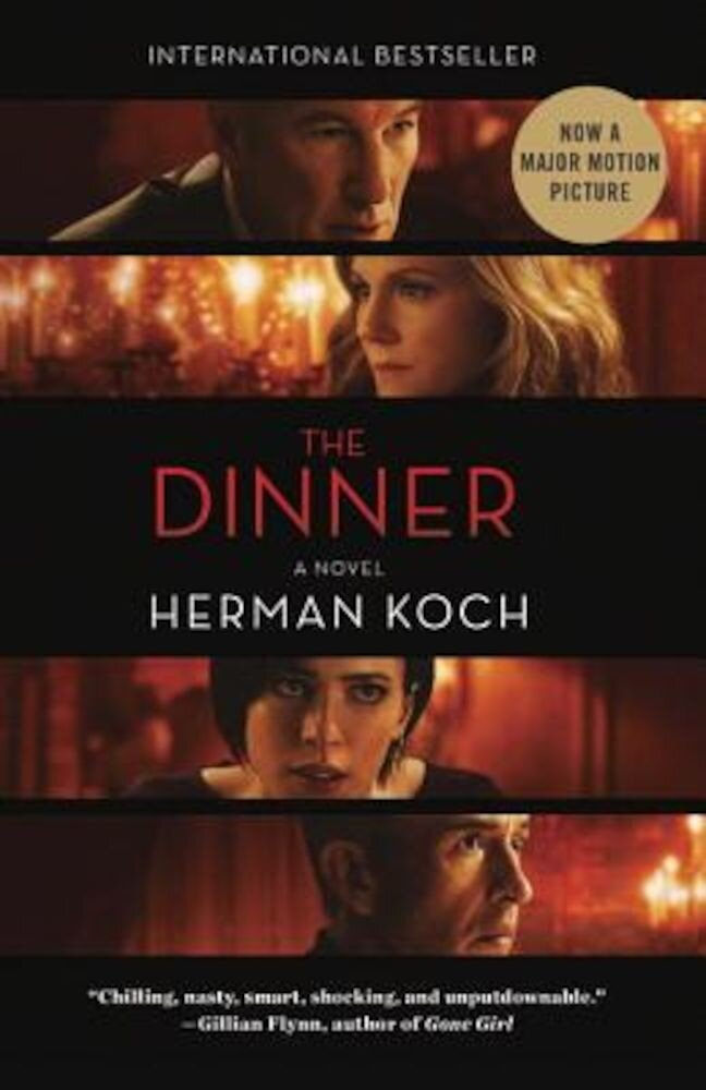 The Dinner (Movie Tie-In Edition), Paperback