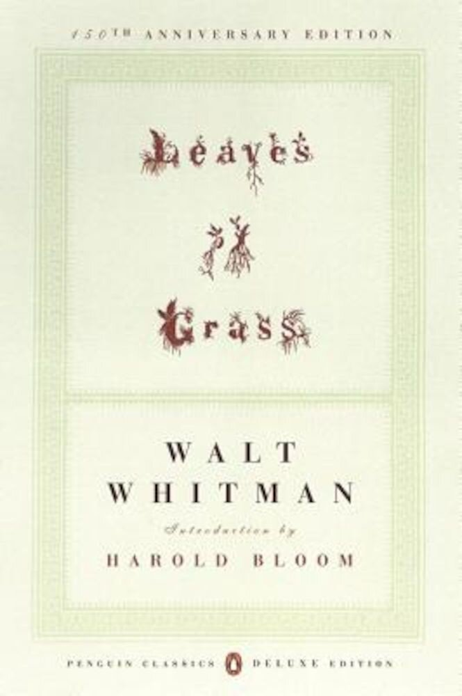 Leaves of Grass: The First 1855 Edition, Paperback