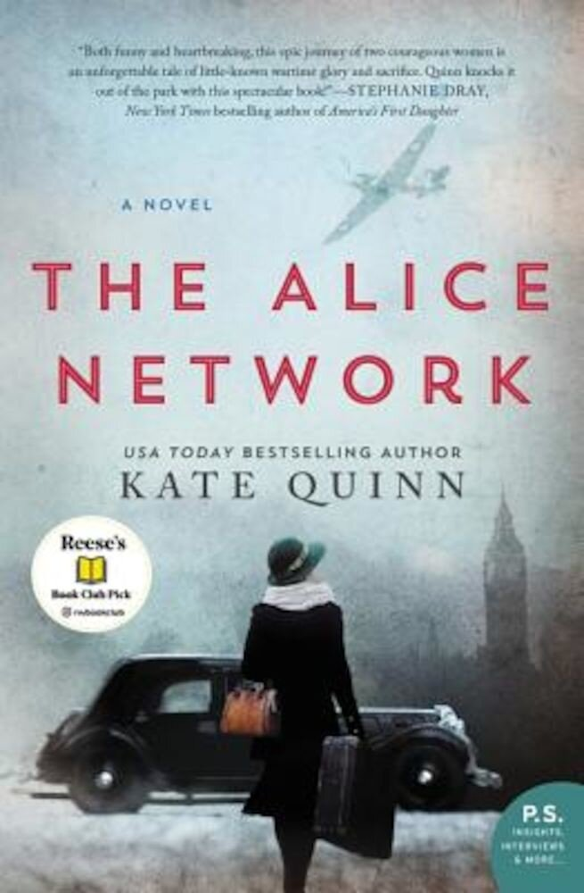 The Alice Network, Paperback