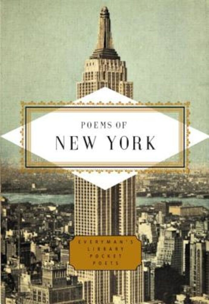 Poems of New York, Hardcover