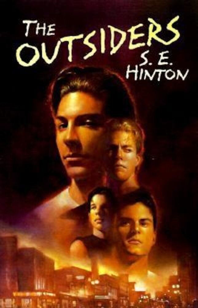The Outsiders, Hardcover