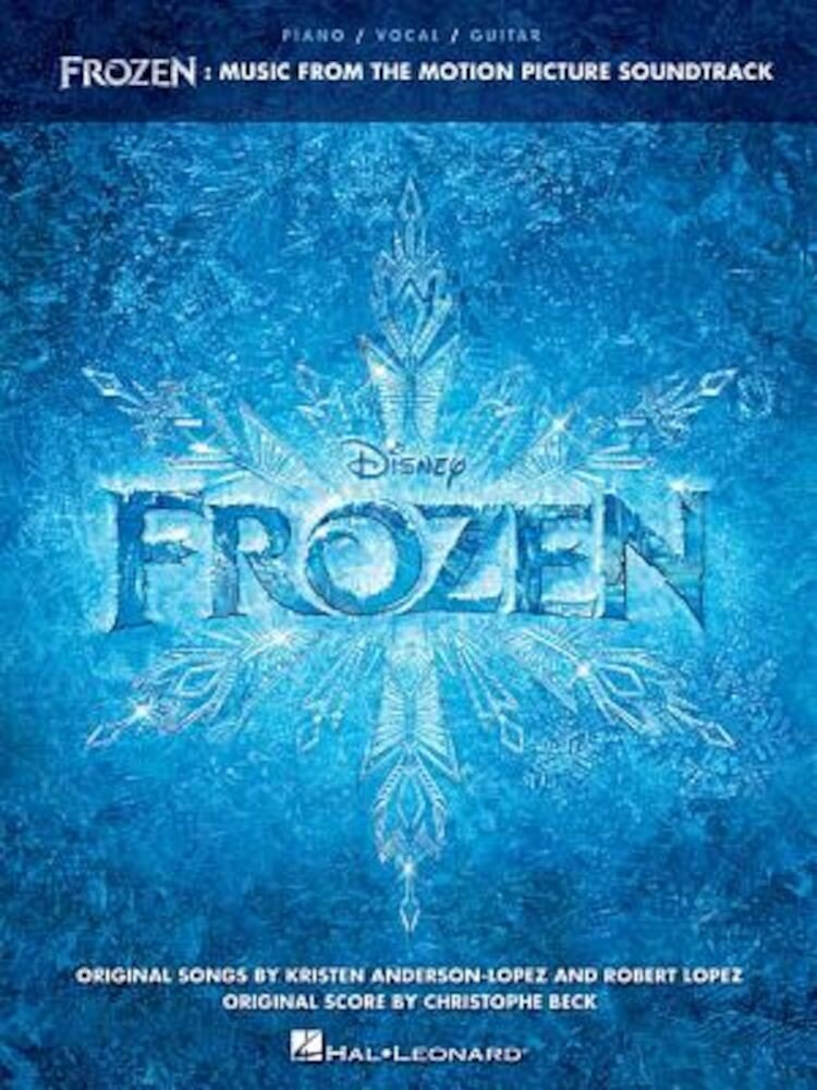 Frozen: Music from the Motion Picture Soundtrack, Paperback