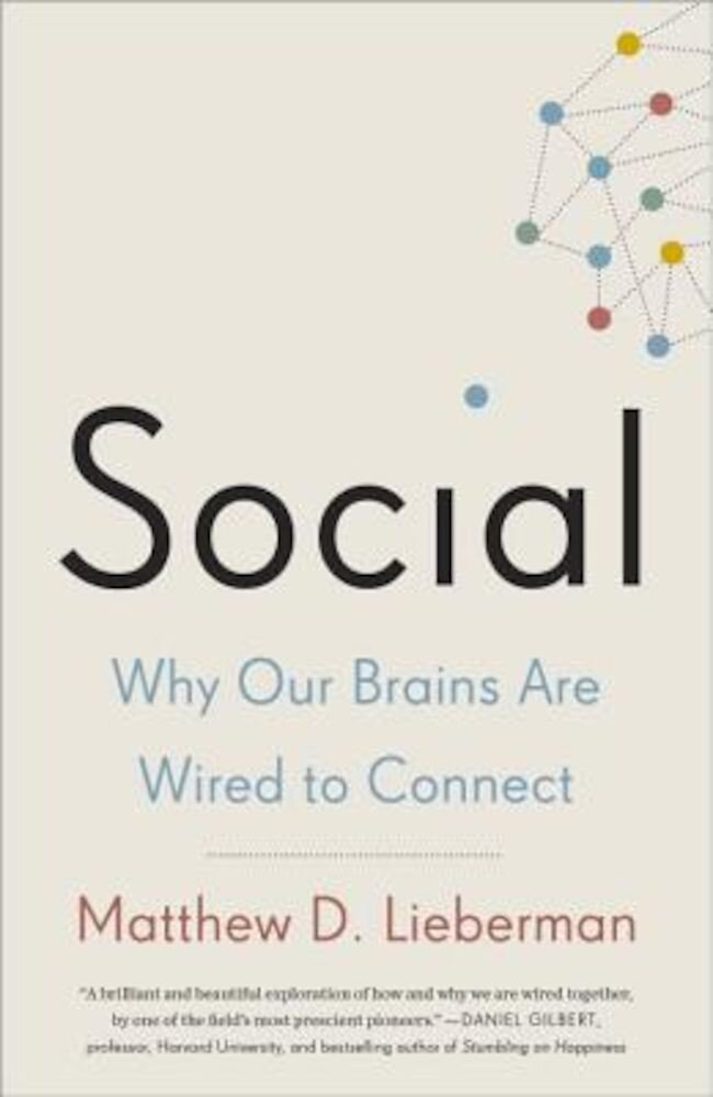 Social: Why Our Brains Are Wired to Connect, Paperback