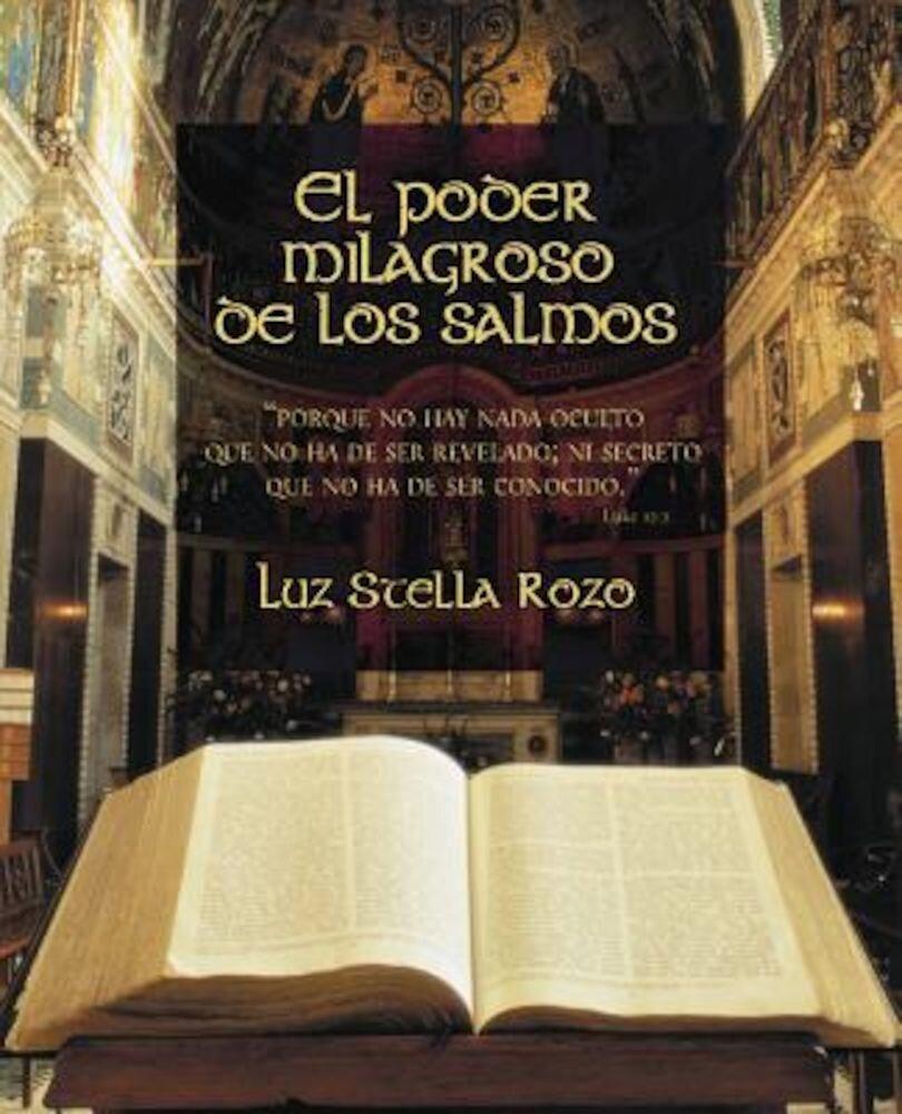 Poder Milagroso de Los Salmos, Paperback