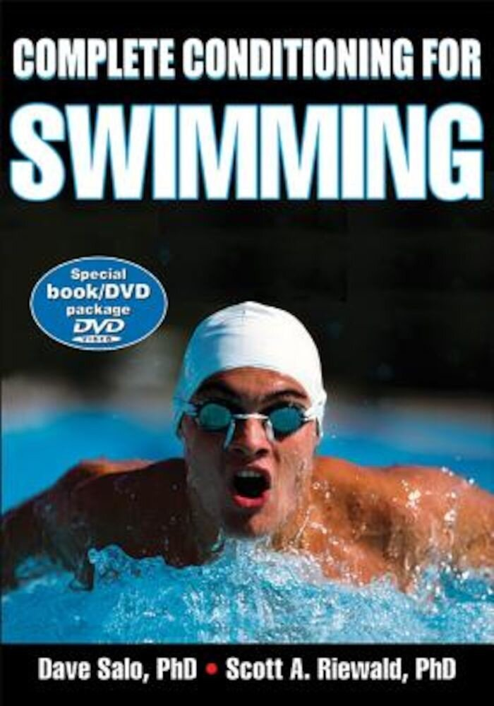 Complete Conditioning for Swimming [With DVD], Paperback