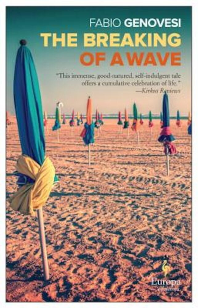 The Breaking of a Wave, Paperback