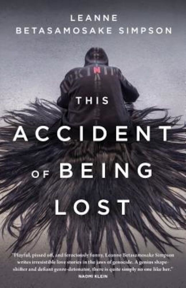 This Accident of Being Lost: Songs and Stories, Paperback