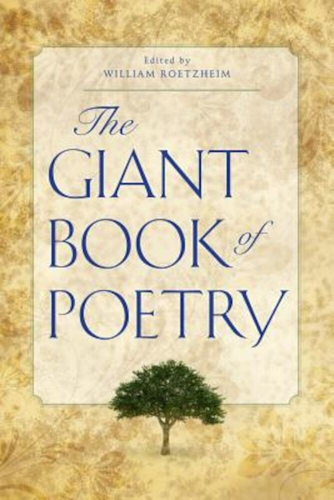 The Giant Book of Poetry, Paperback