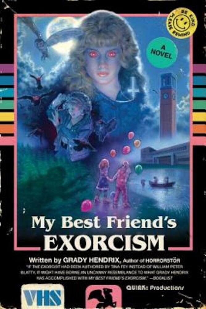 My Best Friend's Exorcism, Paperback