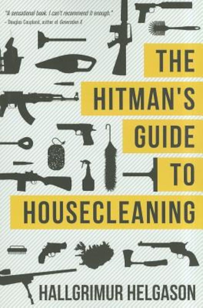 The Hitman's Guide to Housecleaning, Paperback