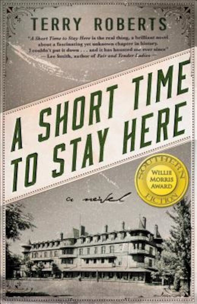 A Short Time to Stay Here, Paperback
