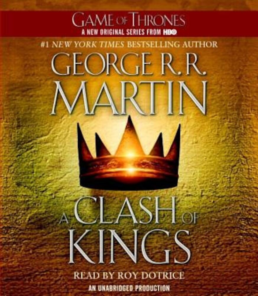 A Clash of Kings, Audiobook
