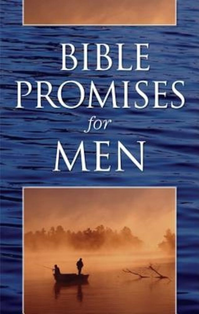 Bible Promises for Men, Paperback