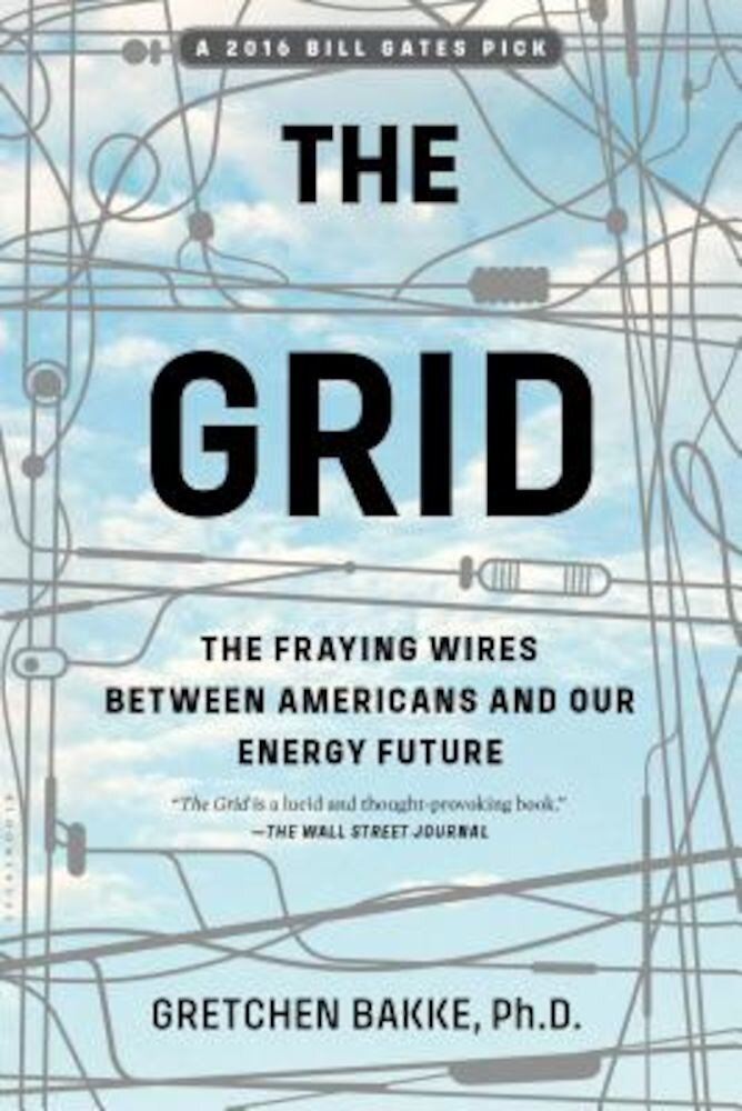 The Grid: The Fraying Wires Between Americans and Our Energy Future, Paperback