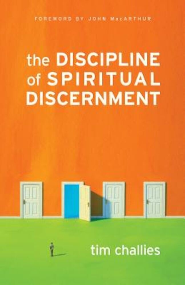 The Discipline of Spiritual Discernment, Paperback