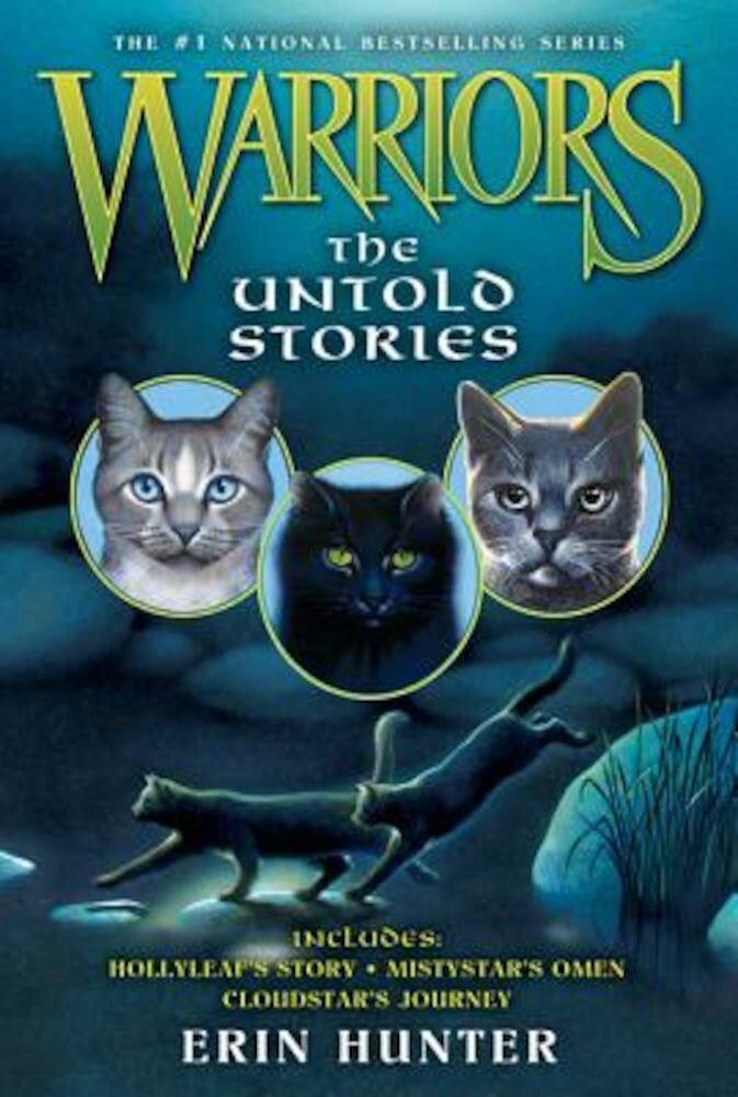 Warriors: The Untold Stories, Paperback