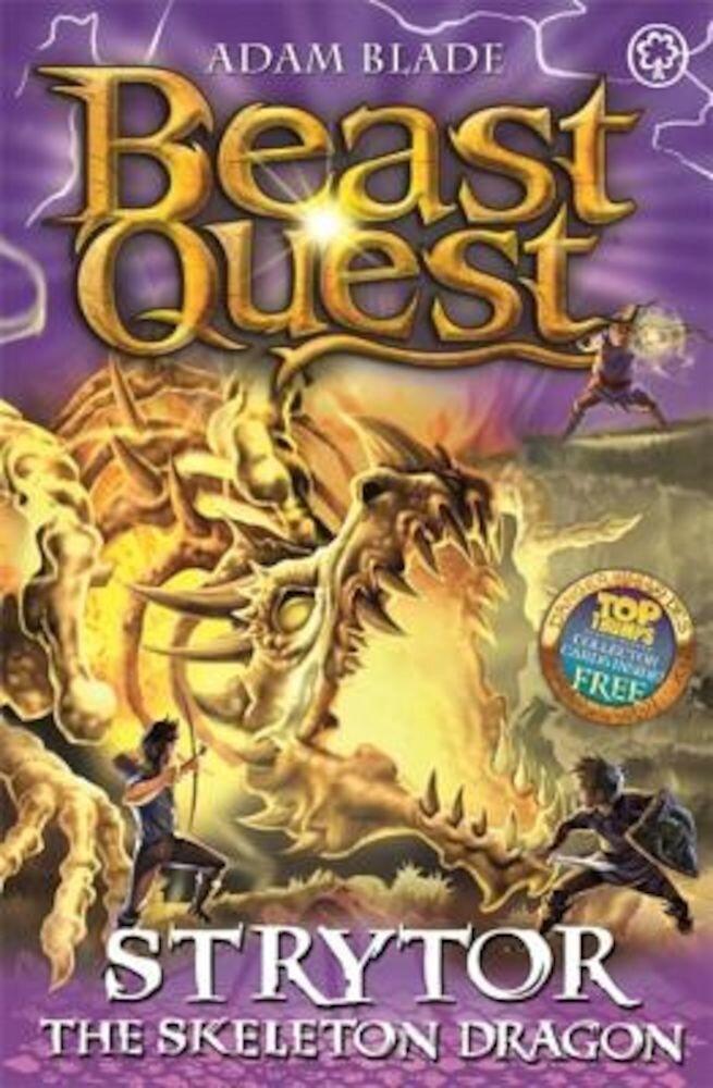 Beast Quest: 102: Strytor the Skeleton Dragon, Paperback