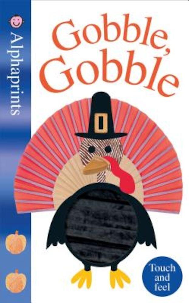 Alphaprints: Gobble Gobble, Hardcover