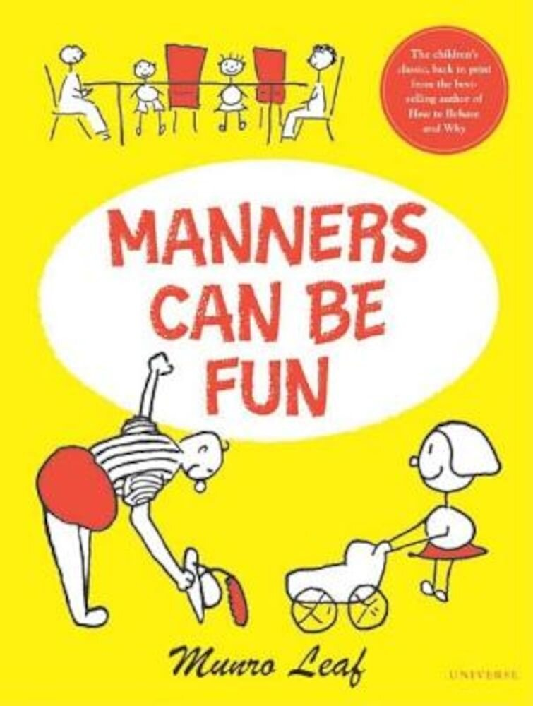 Manners Can Be Fun, Hardcover