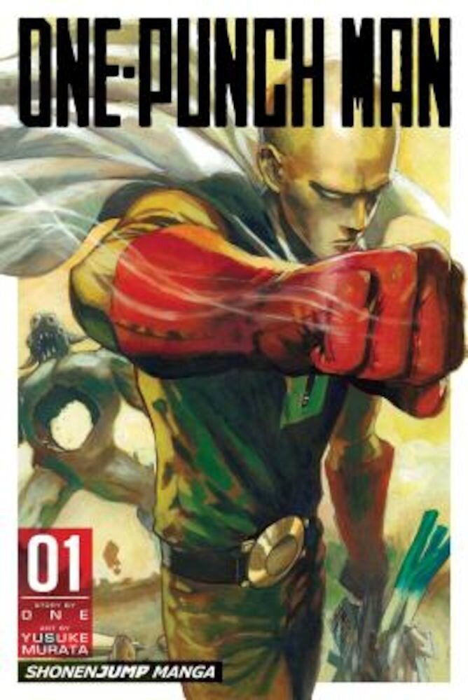 One-Punch Man, Volume 1, Paperback