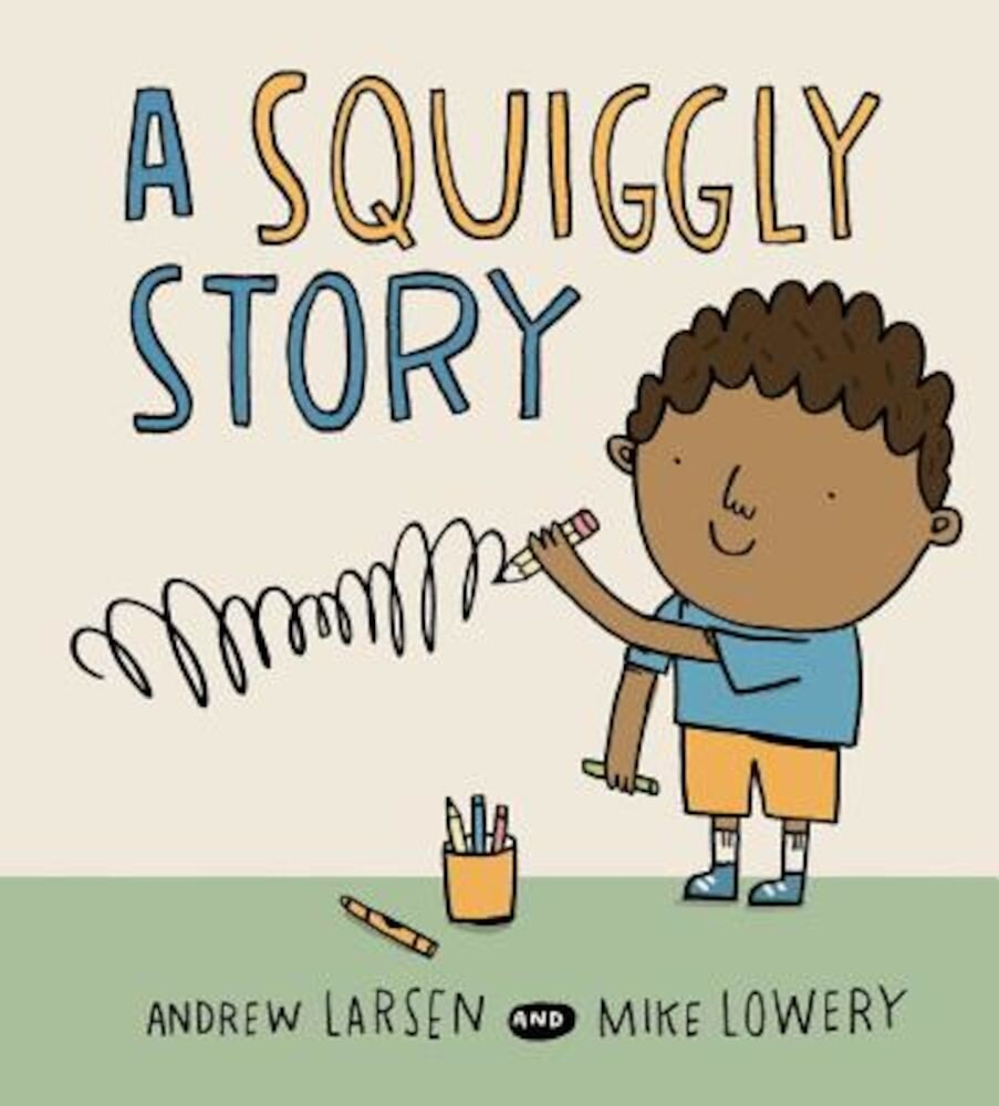 A Squiggly Story, Hardcover
