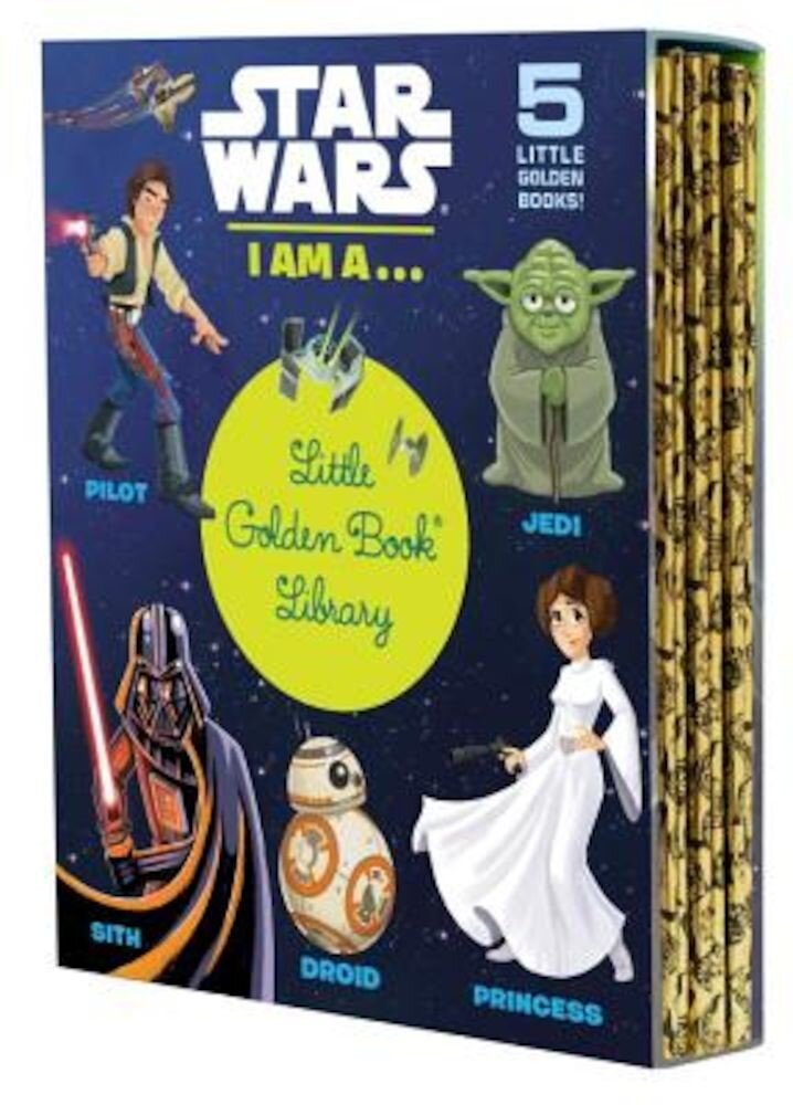 Star Wars: I Am A..., Hardcover
