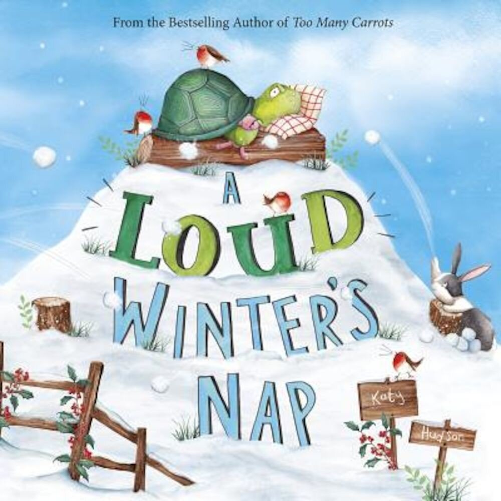 A Loud Winter's Nap, Hardcover